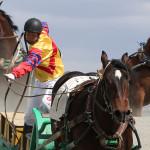 2014年能検時の長澤騎手